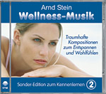 Wellness-Musik Vol. 2 Sonder-Edition zum Kennenlernen