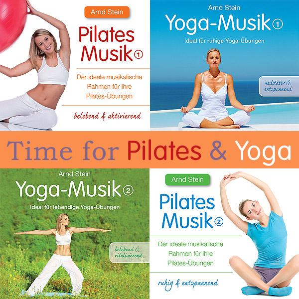 Time for Pilates & Yoga