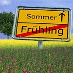 Im Juni ist Sommeranfang. Genießen Sie die schöne Zeit!